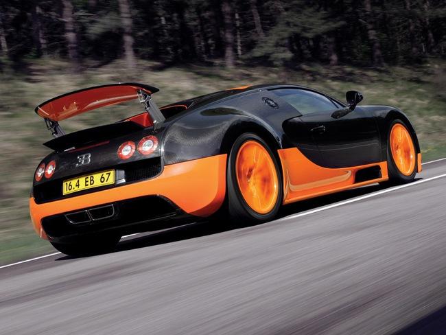 """Bị tước danh hiệu """"Ông hoàng tốc độ"""", Bugatti hé lộ """"Ông hoàng"""" mới 10"""
