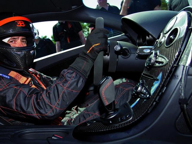 """Bị tước danh hiệu """"Ông hoàng tốc độ"""", Bugatti hé lộ """"Ông hoàng"""" mới 12"""