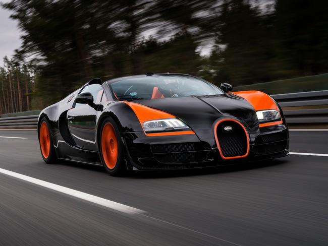 Bugatti Veyron Grand Sport Vitesse WRC – Siêu mui trần nhanh nhất thế giới 3