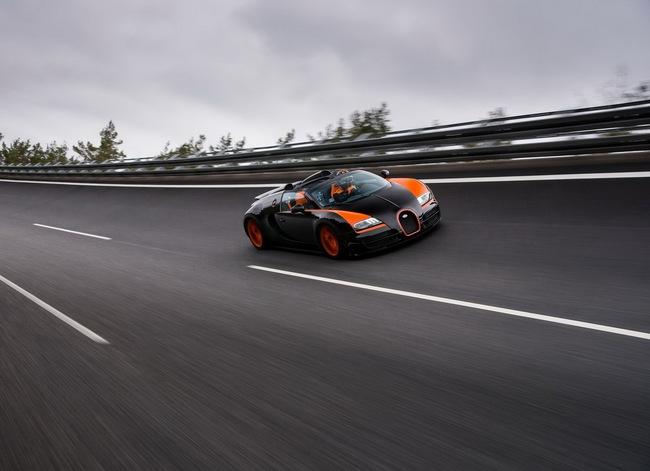 Bugatti Veyron Grand Sport Vitesse WRC – Siêu mui trần nhanh nhất thế giới 11
