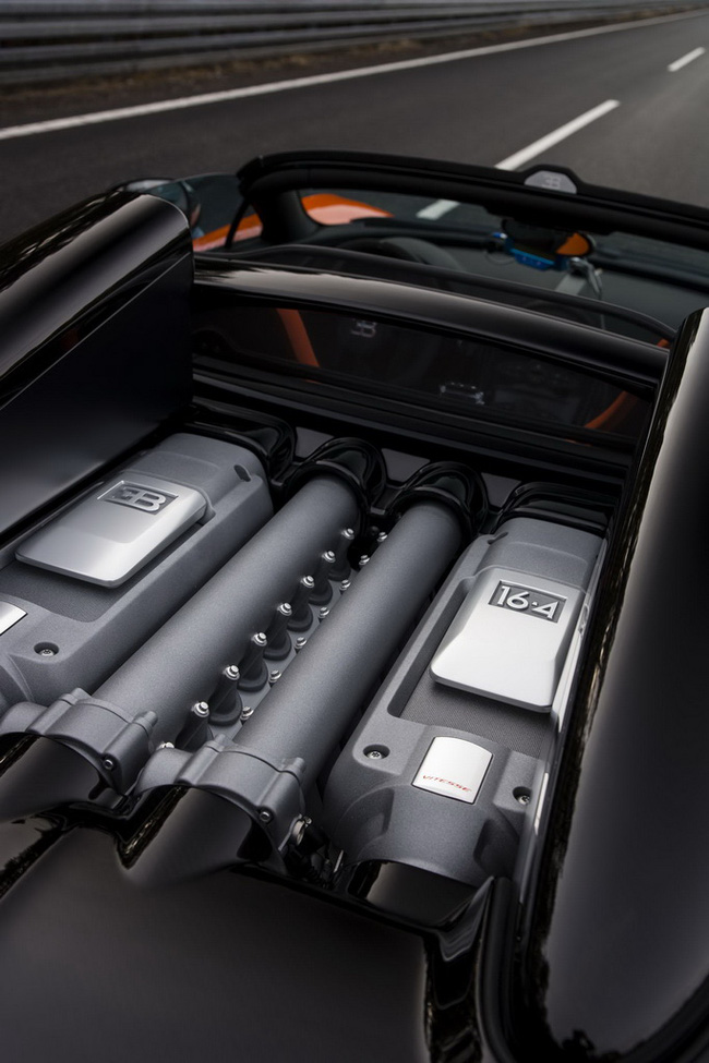 Bugatti Veyron Grand Sport Vitesse WRC – Siêu mui trần nhanh nhất thế giới 14