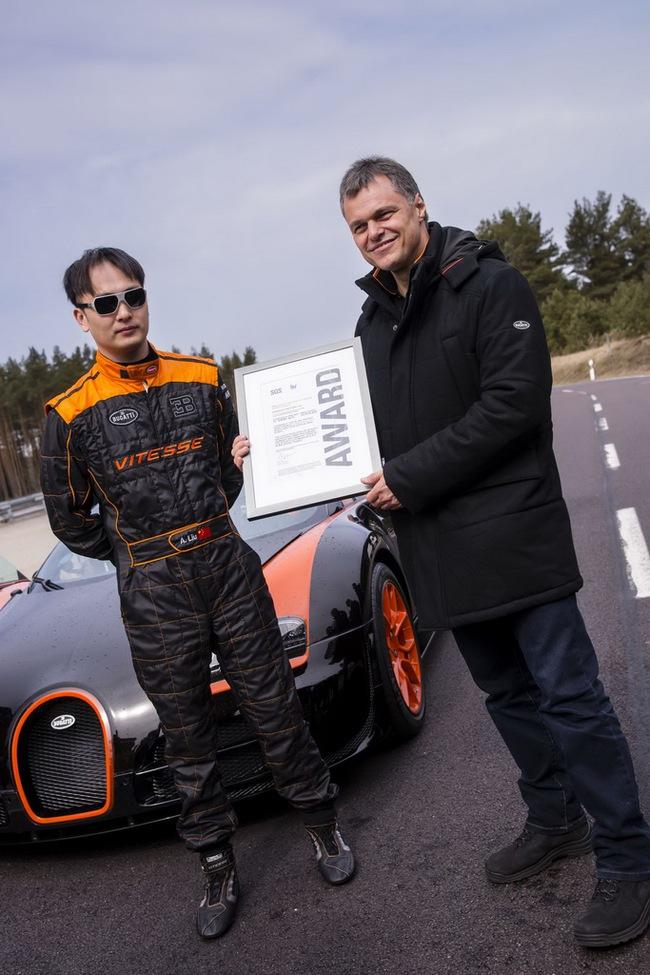 Bugatti Veyron Grand Sport Vitesse WRC – Siêu mui trần nhanh nhất thế giới 17