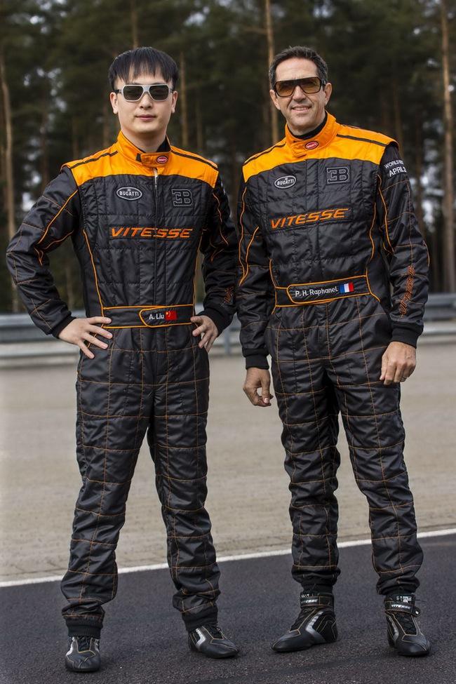 Bugatti Veyron Grand Sport Vitesse WRC – Siêu mui trần nhanh nhất thế giới 18