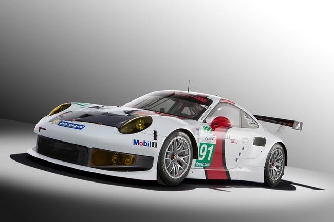 Xế đua Porsche 911 RSR 2013 chính thức trình làng 1