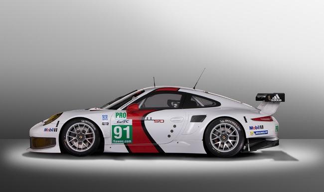 Xế đua Porsche 911 RSR 2013 chính thức trình làng 2