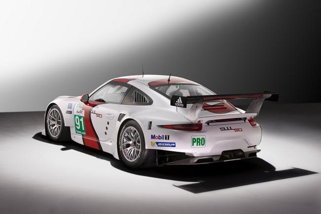 Xế đua Porsche 911 RSR 2013 chính thức trình làng 3