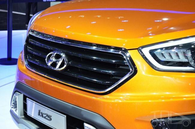 Hyundai ix25 - Xe SUV cỡ nhỏ hoàn toàn mới 6