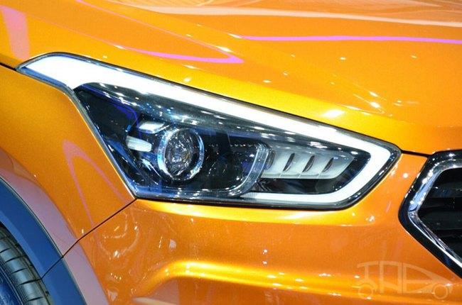 Hyundai ix25 - Xe SUV cỡ nhỏ hoàn toàn mới 7