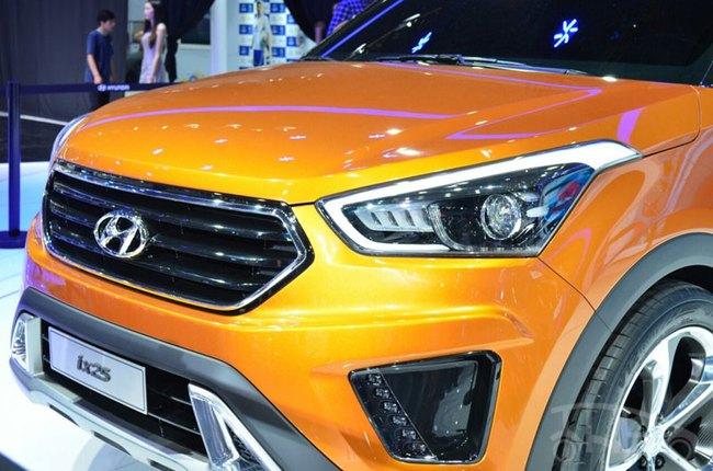 Hyundai ix25 - Xe SUV cỡ nhỏ hoàn toàn mới 8