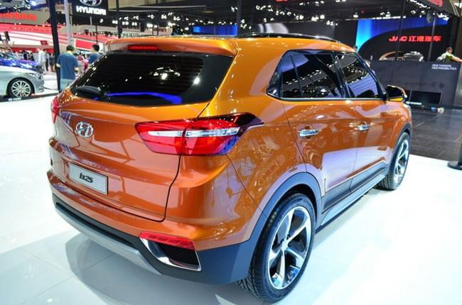 Hyundai ix25 - Xe SUV cỡ nhỏ hoàn toàn mới 3