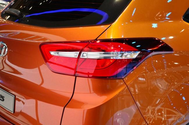 Hyundai ix25 - Xe SUV cỡ nhỏ hoàn toàn mới 9