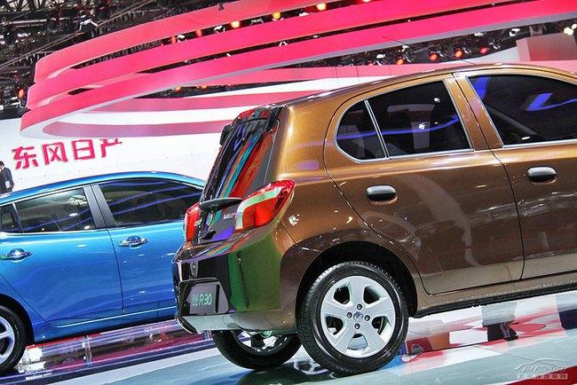 Venucia R30 - Xe liên doanh siêu rẻ của Nissan 3