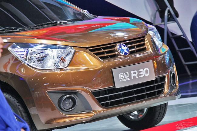Venucia R30 - Xe liên doanh siêu rẻ của Nissan 2