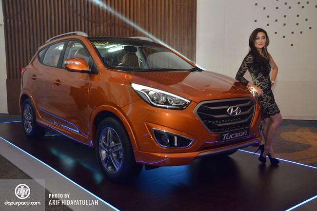 Hyundai Tucson 2015 ra mắt thị trường Đông Nam Á 1