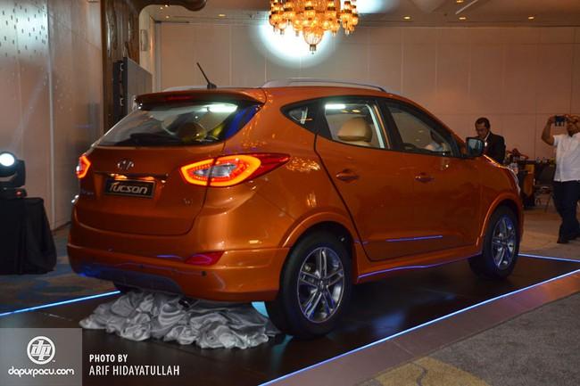 Hyundai Tucson 2015 ra mắt thị trường Đông Nam Á 2