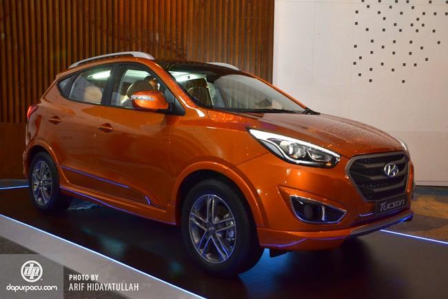 Hyundai Tucson 2015 ra mắt thị trường Đông Nam Á 4
