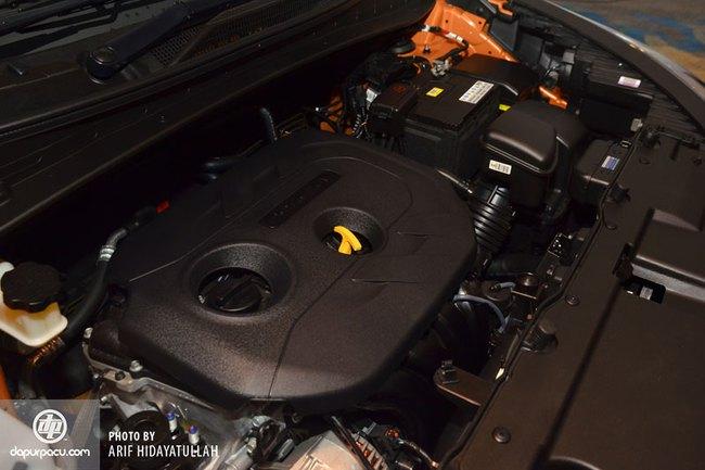 Hyundai Tucson 2015 ra mắt thị trường Đông Nam Á 12