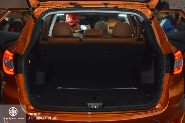Hyundai Tucson 2015 ra mắt thị trường Đông Nam Á 11