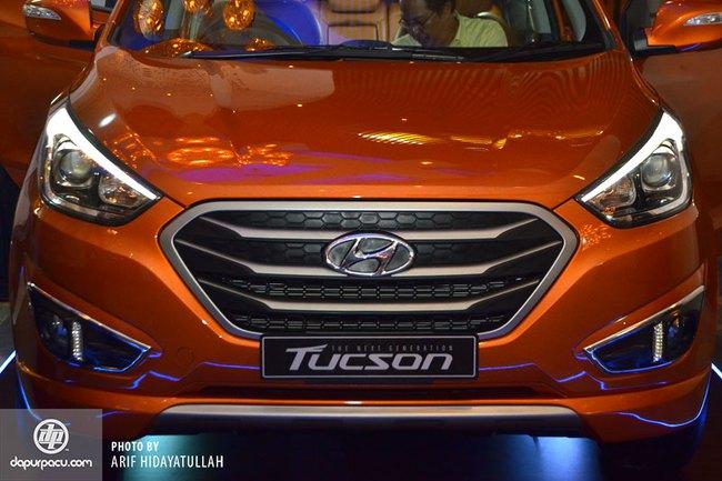 Hyundai Tucson 2015 ra mắt thị trường Đông Nam Á 5