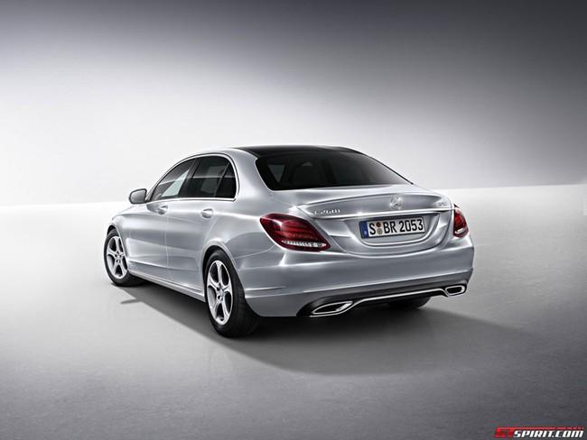 Mercedes-Benz C-Class kéo dài: Nhấn mạnh vào khoang nội thất VIP 4