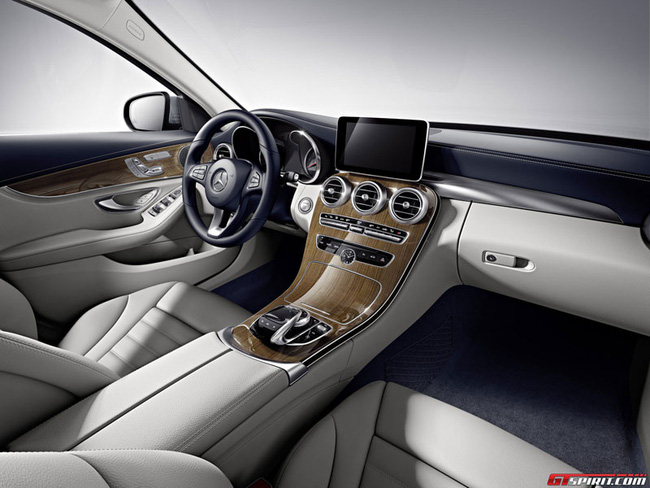 Mercedes-Benz C-Class kéo dài: Nhấn mạnh vào khoang nội thất VIP 2