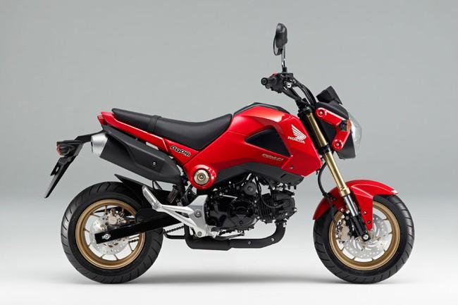 Xe côn tay Honda MSX125 2015 có giá 3.240 USD 1