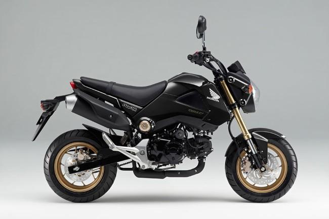 Xe côn tay Honda MSX125 2015 có giá 3.240 USD 3