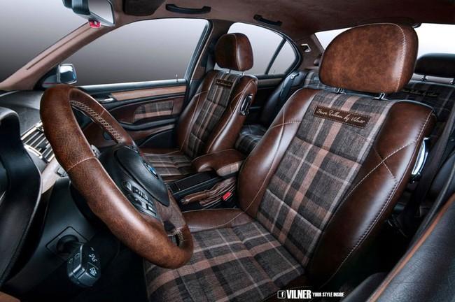 """Lột xác """"nội y"""" của BMW 3-Series già nua 2"""