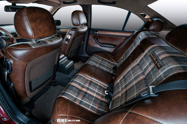 """Lột xác """"nội y"""" của BMW 3-Series già nua 7"""