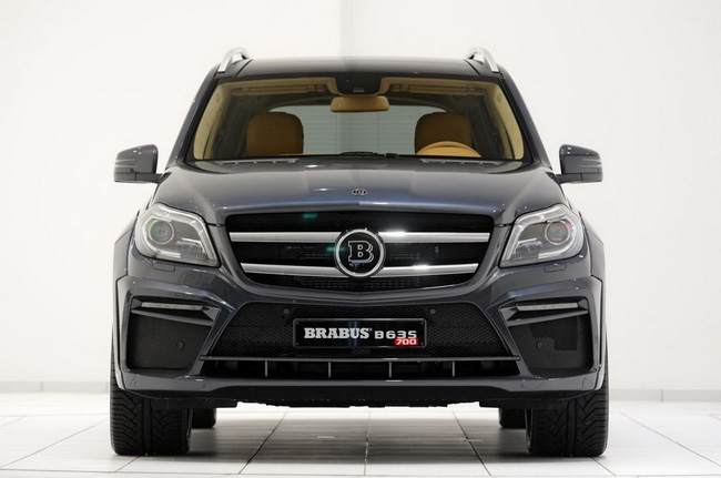 Mercedes-Benz GL63 AMG và ML63 AMG bản độ cực mạnh của Brabus 1