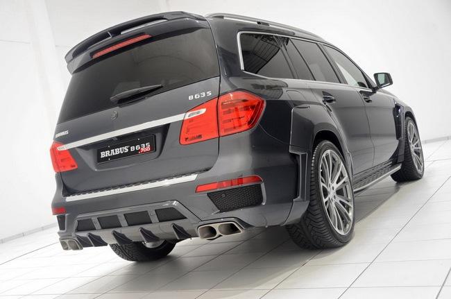 Mercedes-Benz GL63 AMG và ML63 AMG bản độ cực mạnh của Brabus 6