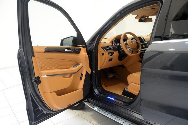 Mercedes-Benz GL63 AMG và ML63 AMG bản độ cực mạnh của Brabus 7