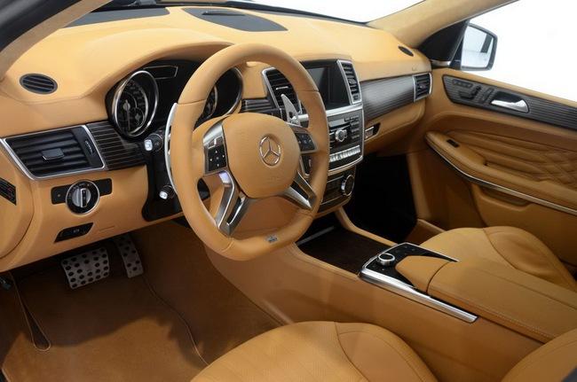 Mercedes-Benz GL63 AMG và ML63 AMG bản độ cực mạnh của Brabus 8