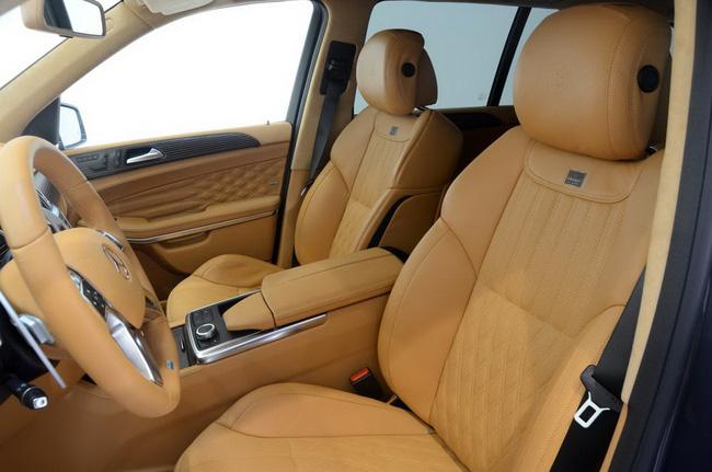 Mercedes-Benz GL63 AMG và ML63 AMG bản độ cực mạnh của Brabus 9