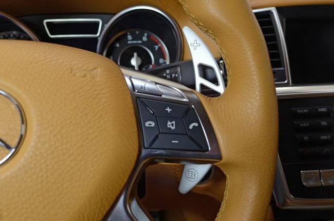 Mercedes-Benz GL63 AMG và ML63 AMG bản độ cực mạnh của Brabus 10