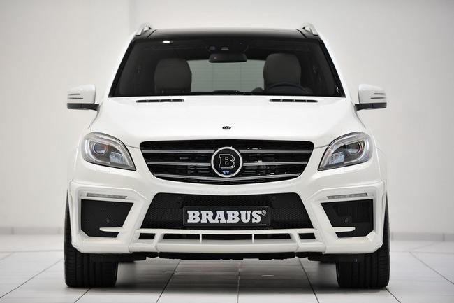 Mercedes-Benz GL63 AMG và ML63 AMG bản độ cực mạnh của Brabus 12