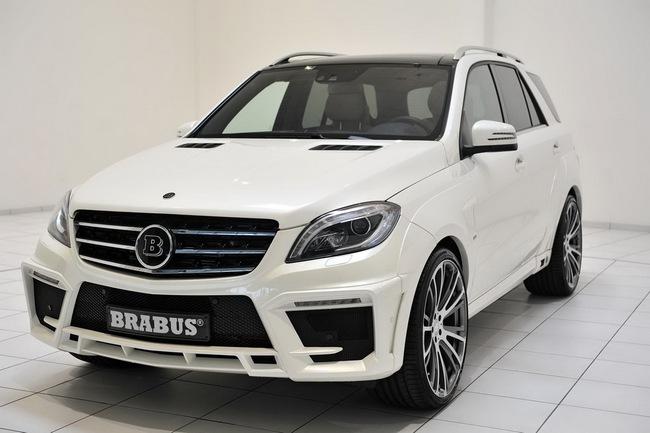 Mercedes-Benz GL63 AMG và ML63 AMG bản độ cực mạnh của Brabus 13