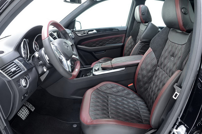 Mercedes-Benz GL63 AMG và ML63 AMG bản độ cực mạnh của Brabus 17