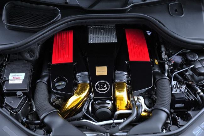 Mercedes-Benz GL63 AMG và ML63 AMG bản độ cực mạnh của Brabus 19