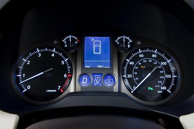 Lexus GX 2014: Diện mạo mới, giá rẻ hơn 11