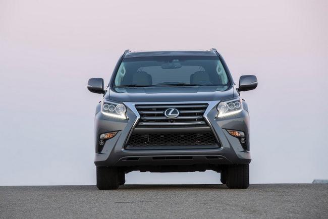 Lexus GX 2014: Diện mạo mới, giá rẻ hơn 1