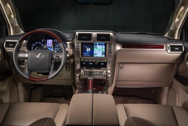 Lexus GX 2014: Diện mạo mới, giá rẻ hơn 5