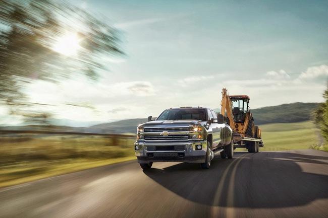 GM trình làng hai chiếc xe bán tải cỡ lớn 4
