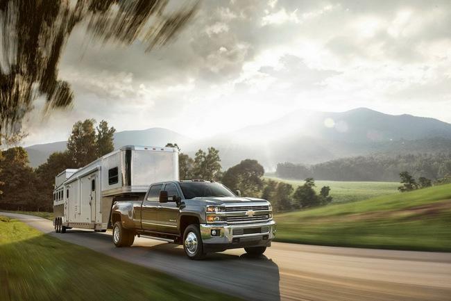 GM trình làng hai chiếc xe bán tải cỡ lớn 5
