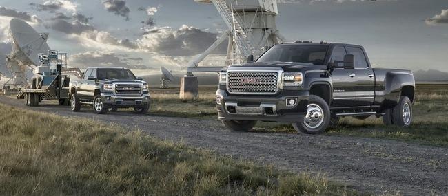 GM trình làng hai chiếc xe bán tải cỡ lớn 13
