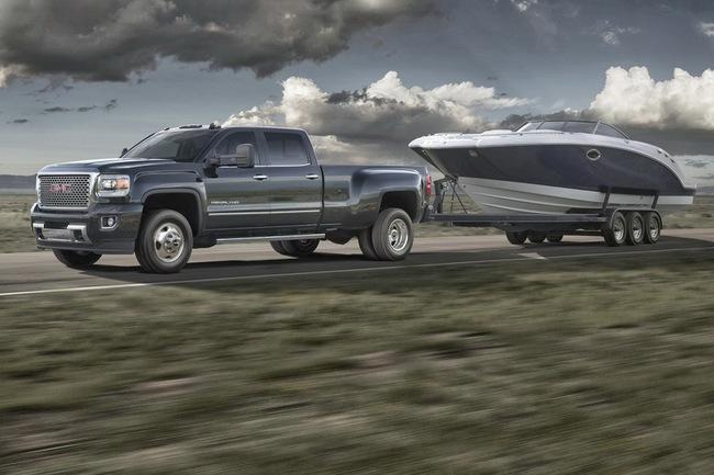 GM trình làng hai chiếc xe bán tải cỡ lớn 14
