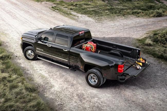 GM trình làng hai chiếc xe bán tải cỡ lớn 15