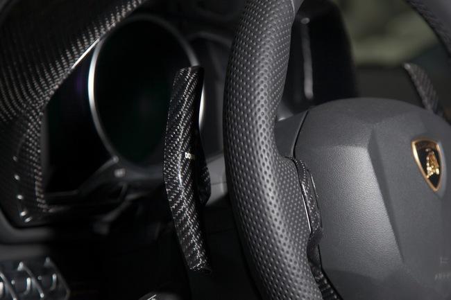 Xế độ Aventador phun lửa khoe sức mạnh 17
