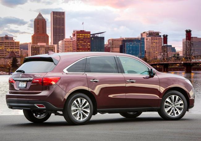 Acura MDX và RDX đạt điểm an toàn tối đa 2