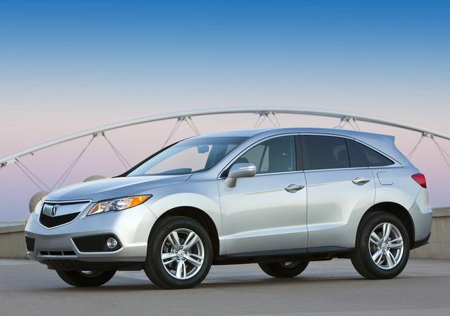 Acura MDX và RDX đạt điểm an toàn tối đa 3